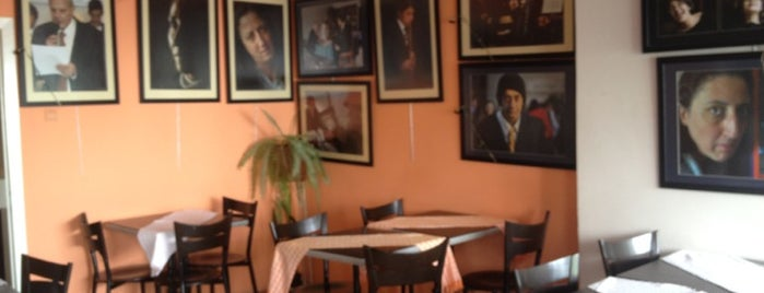 Babil Kültür Cafe is one of BAR-CLUB.