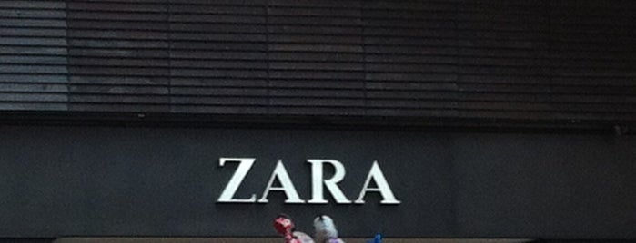 Zara is one of สถานที่ที่ Tanya ถูกใจ.