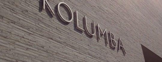 KOLUMBA Kunstmuseum is one of #111Karat - Kultur in NRW.