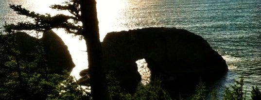 Arch Rock is one of Bay Area - Portland - Seattle.