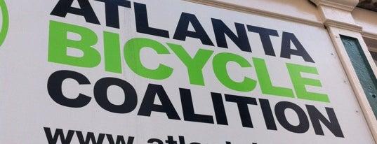 Atlanta Bicycle Coalition is one of Biking.