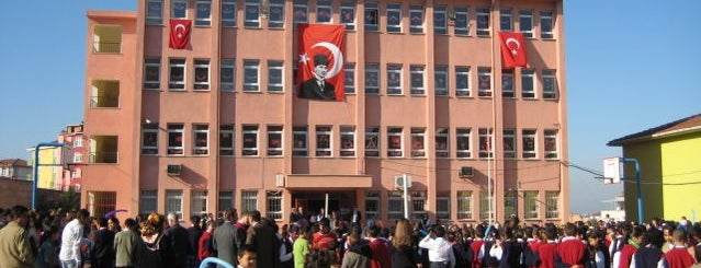 Cemil Meriç Ortaokulu is one of Pendik.