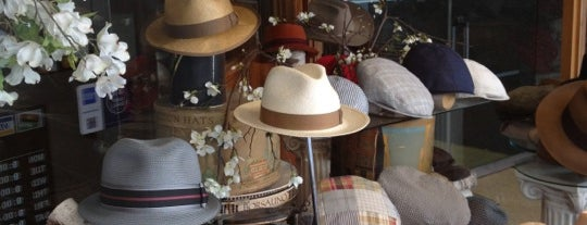 J.J. Hat Center is one of NYC Best Shops.