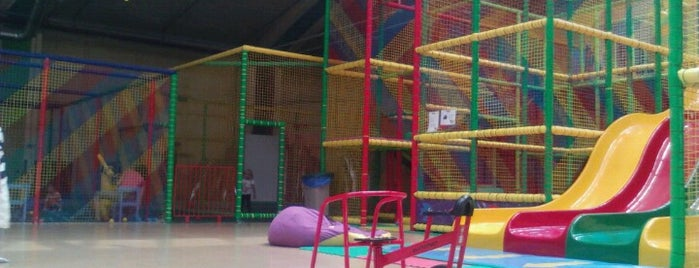 Elevenpark is one of Indoor Fun for Babies @ Budapest.