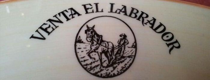 Venta del Labrador is one of Alvaro'nun Beğendiği Mekanlar.