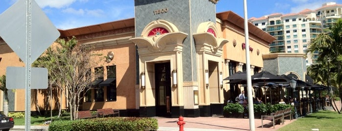 The Cheesecake Factory is one of Boca Boys.
