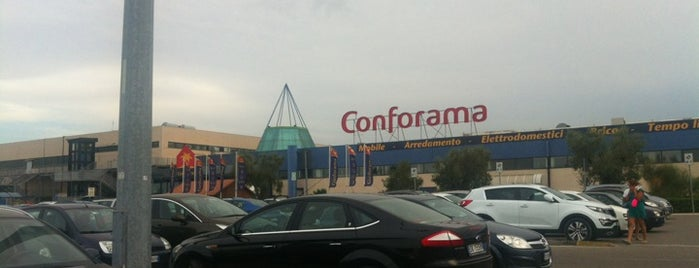 Conforama is one of feeling.