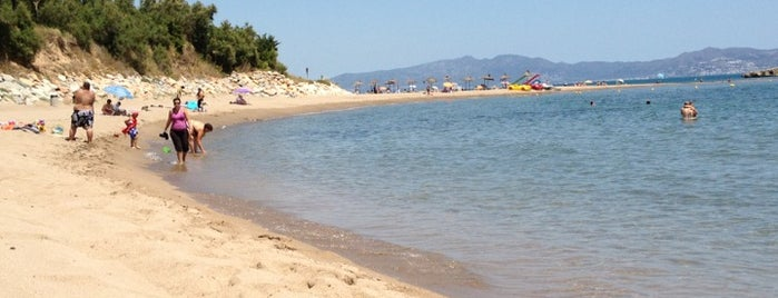 Platja d'Empúries is one of Playas de España: Cataluña.
