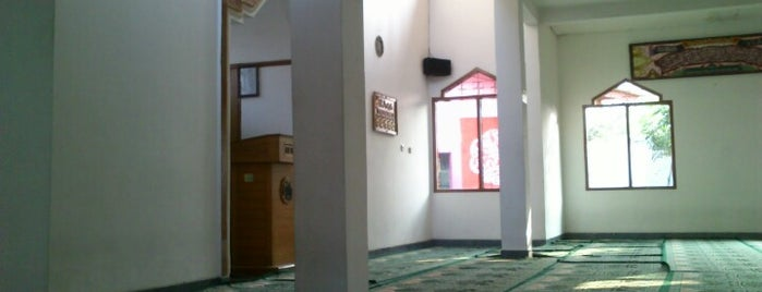 Masjid Al-Hidayah is one of School Stuff.