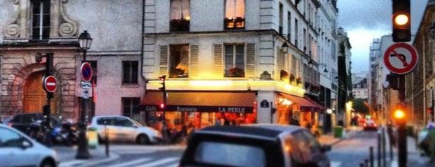 Rue Vieille du Temple is one of Paris.
