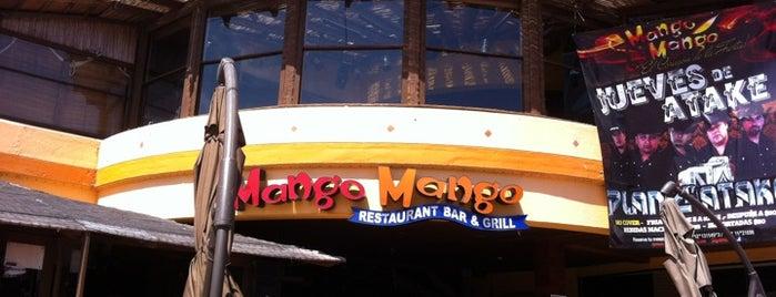 Mango Mango is one of Descuentos con IDENTIDAD-UABC.
