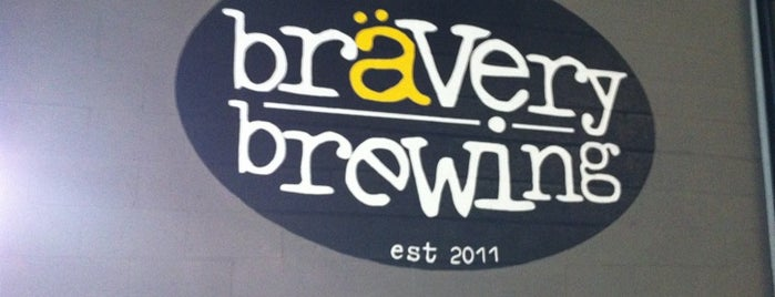 Bravery Brewing Co. is one of LA & SD Breweries.
