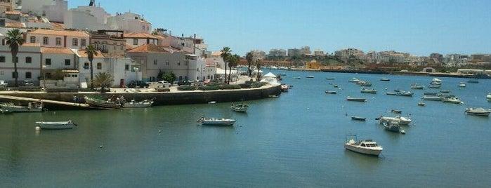 Ferragudo is one of Algarve.