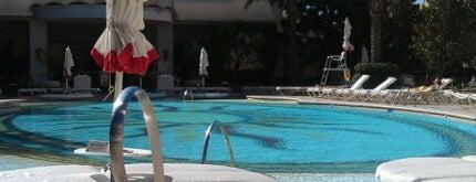 Encore Resort Pool is one of Las Vegas.