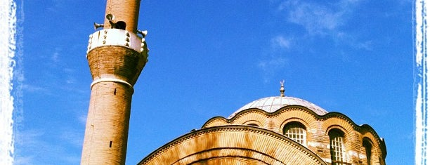 Kalenderhane Camii is one of Istanbul not Constantinople.