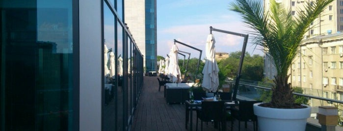 The Terrace Grill Restaurant is one of kharkiv.