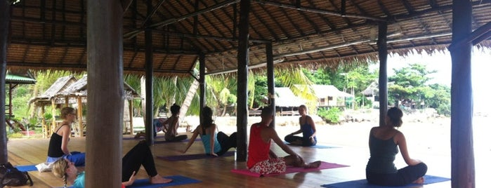 Orion Healing Center is one of Koh Phangan.
