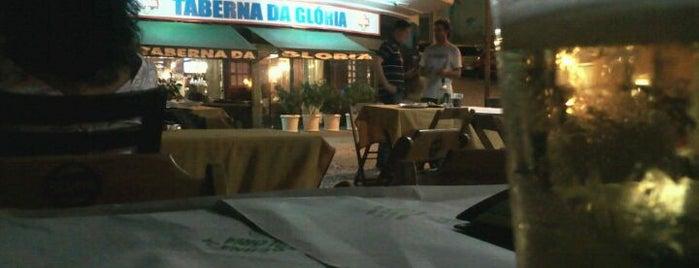 Taberna da Glória is one of สถานที่ที่ Vanessa ถูกใจ.