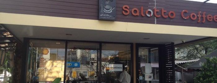 Solotto Coffee is one of KaeMania'nın Kaydettiği Mekanlar.