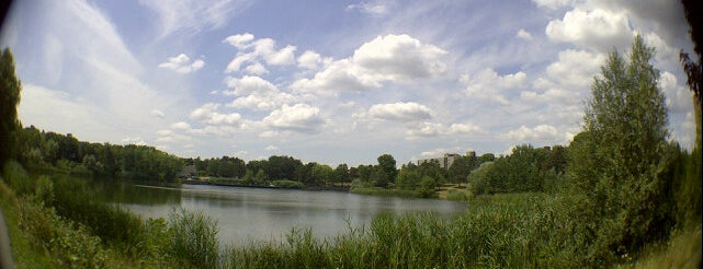 Lake Aquitane Park is one of For Summer.