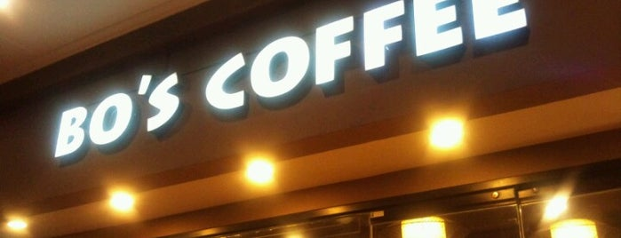 Bo's Coffee is one of Posti che sono piaciuti a Ivy.