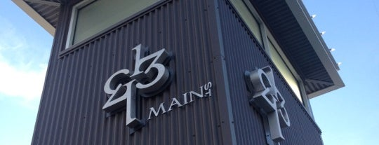 1313 Main - Restaurant and Wine Bar is one of My favoite places in USA.