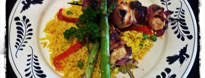 Las Alamedas is one of Houston Restaurant Weeks - 2012.