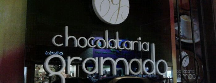 Chocolataria Gramado is one of Diego: сохраненные места.