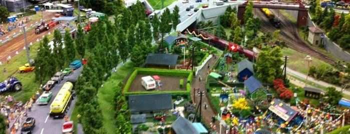 Miniatur Wunderland is one of StorefrontSticker #4sqCities: Hamburg.