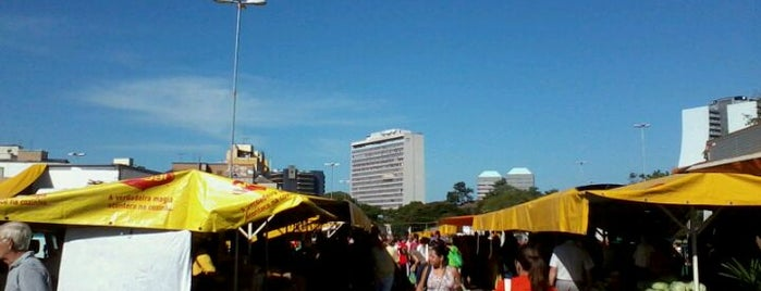Feira Modelo da Cidade Baixa is one of Lugares Preferidos em Porto Alegre.