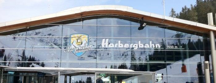 Horbergbahn is one of Lieux qui ont plu à Annette.