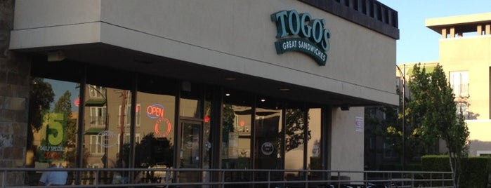 TOGO'S Sandwiches is one of The Next Big Thing.