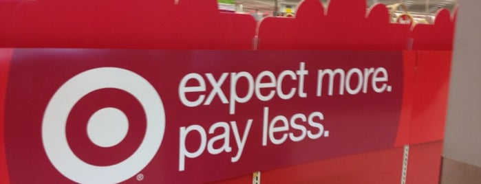 Target is one of Lugares favoritos de Jay.