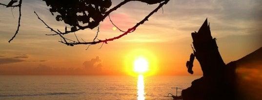 Pantai Matahari Terbit is one of DENPASAR - BALI.