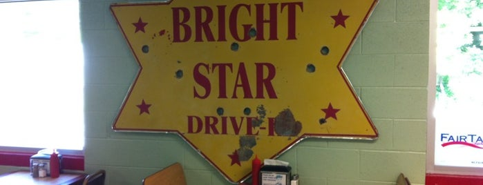 Brightstar Grill is one of Jimmyさんの保存済みスポット.