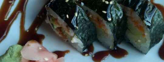 Kin Sushi & Thai Cuisine is one of United Mileage Plus Dining Spots.