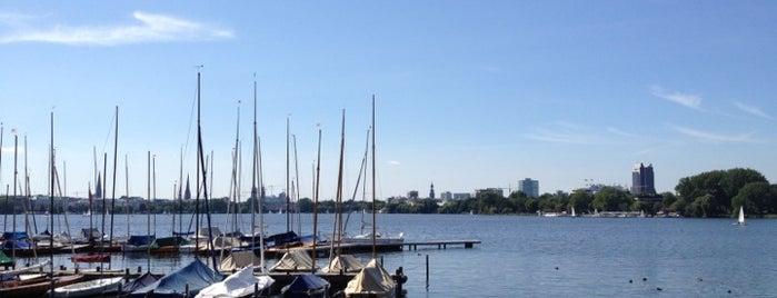 Schöne Aussicht is one of To-visit in Hamburg.