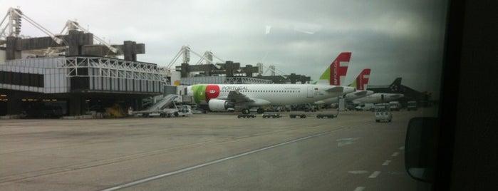 Aeroporto Humberto Delgado (LIS) is one of AIRPORT.