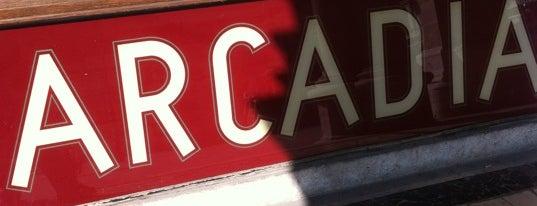 Arcadia Opera Shop is one of สถานที่ที่ İkra ถูกใจ.