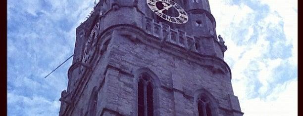 Belfort / Belfry is one of Ghent.