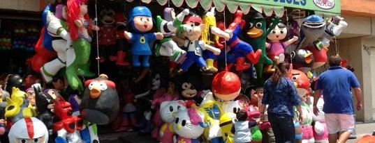 Piñatas del Circuito Interior is one of 500.