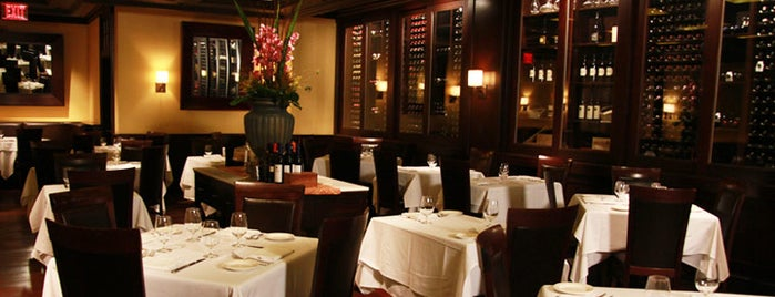 B & B Ristorante is one of Las Vegas Dining.