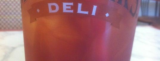 McAlister's Deli is one of สถานที่ที่ Skylar ถูกใจ.