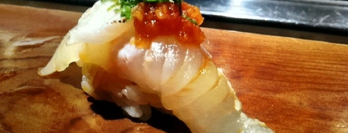 Sushi Ran is one of 2013 San Francisco Bib Gourmands.