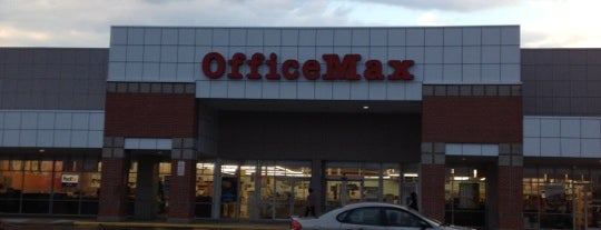 OfficeMax is one of Kia's Liked Places.