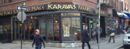 Karavas Pizza is one of Lugares favoritos de Marie.