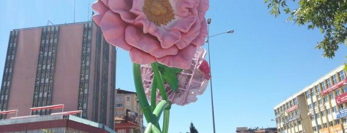 Isparta Çarşı is one of สถานที่ที่บันทึกไว้ของ Yasemin Arzu.