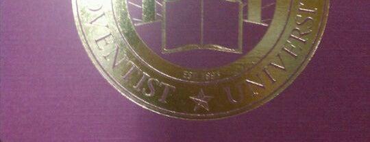 Southwestern Adventist University is one of Locais curtidos por Cameron.