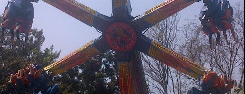 Wahana Kicir-Kicir (Power Surge) is one of Dunia Fantasi.