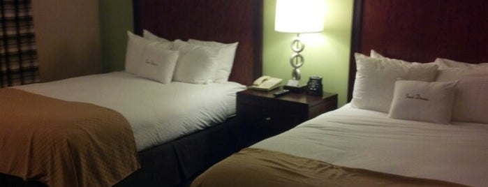 DoubleTree Suites by Hilton Hotel Charlotte - SouthPark is one of AT&T Spotlight on Charlotte, NC.